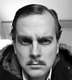 #gatsby #mustache #roaring20s