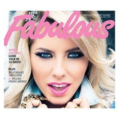 mollie king FabulousMag Keeping you Fabulous, 24 hours a day