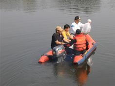 60 Ribu Benih Ikan Nila Ditebar di Waduk Cavalio dan Kampung Bintaro