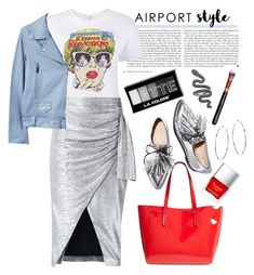 """First Class"" by loves-elephants ❤ liked on Polyvore featuring Kershaw, PatBo, MANGO, Kendall + Kylie, Butter London, M.O.T.D Cosmetics, Jennifer Zeuner and airportstyle"