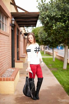 {JCPenney, Outfit Ideas, Fashion, Style, Sam Edelman, Nordstrom, Boots, Winter, Fashion Blogger, Style Blogger, Lifestyle, Blog, Blogger, Outfit Inspiration, Arizona, Phoenix, Photography, Hair, Makeup, OOTD}