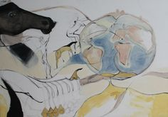 """""""Mappa mondo Mar-milla"""" opera di Alice Cadeddu."""