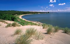 Endless beaches,Lithuania