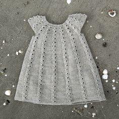 Ravelry: Kjole pattern by Susie Haumann. 2-6 yrs
