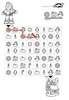 ❺ Unsere Grundschule ❺ - 1 класс логика - Winterkleidung - Kindergarten Activities, Infant Activities, Activities For Kids, English Worksheets For Kids, School Worksheets, Coding For Kids, Pre Writing, Kids Education, Teaching