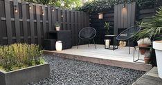 Back Gardens, Small Gardens, Modern Landscaping, Backyard Landscaping, Lawn And Garden, Home And Garden, Backyard Privacy, Interior Garden, Garden Spaces