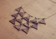 Inspiration collier pour collection Printemps/Été 2014