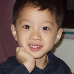 Guanlin as a child
