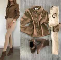 Appear and feel top notch inside the outside with these trendy and cozy climbing outfitideas for girls. Casual Work Outfits, Work Casual, Simple Outfits, Trendy Outfits, Winter Outfits, Cute Outfits, Fashion Outfits, Shirt And Jeans Women, Trekking Outfit