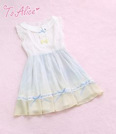 To Alice | Fantasy Candy dress