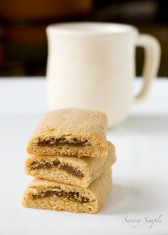Fig Newtons - Savory Simple: Recipes, Food Photography and Cooking Techniques