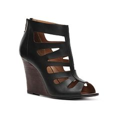 Report Signature Lilly Wedge Bootie