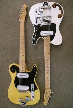 Fender Telecaster Guitars