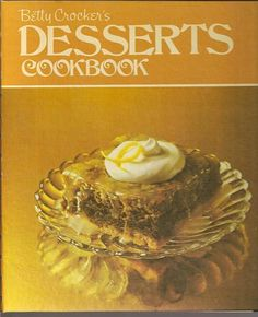 Now you know you have Thanksgiving dinner and Holiday Parties...buy this now and be the star of the dessert table.