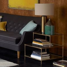 West Elm offers modern furniture and home decor featuring inspiring designs and colors. Create a stylish space with home accessories from West Elm. West Elm, My Living Room, Home And Living, Living Room Furniture, Modern Living, Sofa Deals, Best Leather Sofa, Muebles Living, Couch Set
