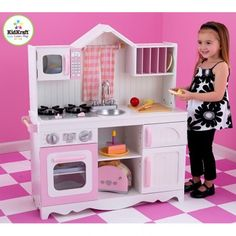 Children's Wooden Play Kitchen & Cooking Wooden Toys Huge Choice Of KidKraft, Teamson Toy Kitchen & Shops.