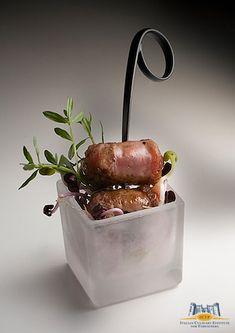 CUCINA! – A world of Italian cuisine » FINGER-FOOD Salsiccia spadellata al profumo di timo