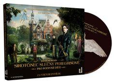 Sirotčinec slečny Peregrinové pro podivné děti - audiokniha - Nakladatelství JOTA
