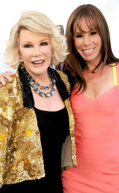 Joan Rivers Still Hospitalized, Daughter Melissa Rivers Shares New Statement and Fashion Police Co-Stars Call For Prayers