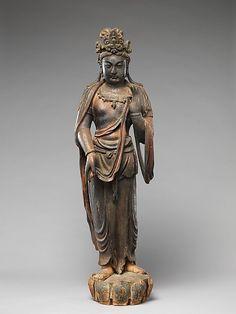 Bodhisattva Dashizhi    Period:      Yuan dynasty (1271–1368)