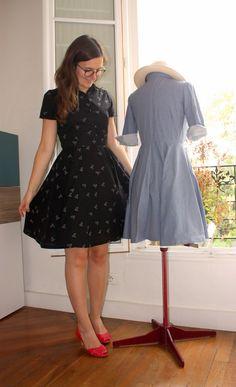 L'Enervée de la Machine à Coudre, Cami Dress