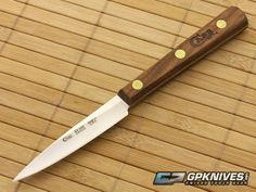 """Case 3"""" Paring Knife Spear Point"""