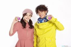 TV Ad - LOTTE Fit's (Behind the Scenes)