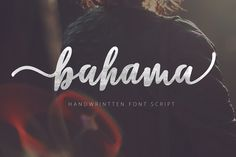 Bahama by fontasticlab on @creativemarket