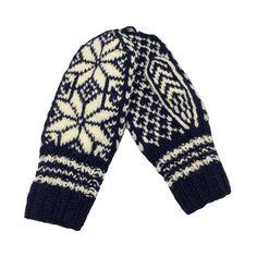 197b37706ad 100% Pure Wool Norwegian Selbu Mitten - Sweater Chalet