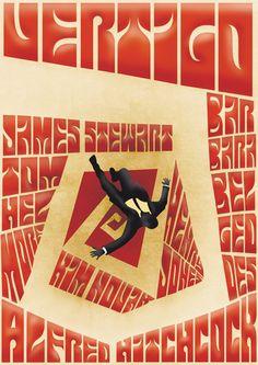 Psychedelic movie poster by Chaiyapuek Benjangkaprasert, via Behance