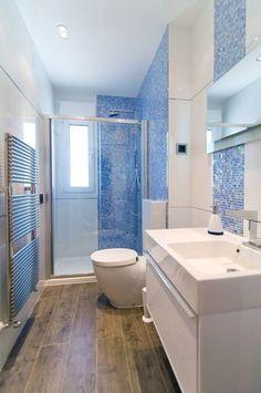 8 microideas para un ba o mini cabin bathrooms and - Banos modernos pequenos ...