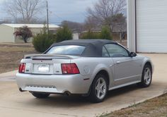 Limited edition (One of 2310) 1999, Mustang, 35th Anniversary GT convertible