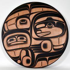 Lattimer Gallery - Phil Gray - Red Cedar Panel