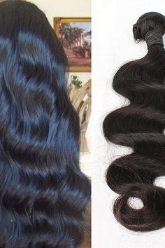 3pcs Brazilian Virgin Hair Body Wave 100g/pcs Brazillian Human Hair Weave Cheap…