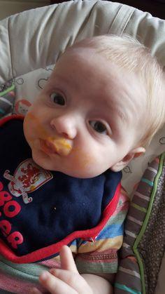 Stanley 2015 - First Meal mmm carrott!