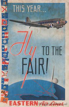Fly to the Fair!