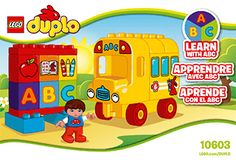 LEGO DUPLO My First 2015 - Building Instructions - LEGO.com