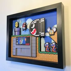 Thursday! It feels like Saturday already. Hows your week going? I am so tired! Hopefully bullet Bill will brighten up your day Today's share is by @california_gaming. What a wonderful piece it is!! #nintendo64 #ninstagram #mario #bulletbill #koopa #supermario #supermariomaker #supermarioworld #supermariobros #bowser #geeky #geekart #geek #geekworld #art #crafts #creative #amazing #nintendo64 #igersnintendo #nostalgia #geekart #geeksrule