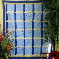 Homemade baby crib quilts for the nursery