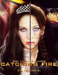 Katniss - Hunger Games Catching Fire