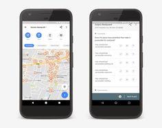 Google Maps agora apresenta locais acessíveis