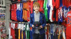 【新宿2号店】 2014年4月19日 爽やかな笑顔ありがとうございます!ワンポイントのジョーダンキャップはこれからのマストですからね♪