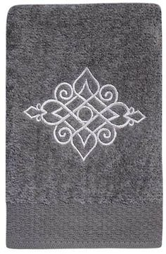 Freshen up your bathroom with this Avanti Riverview washcloth. In nickel. Free Hand Rangoli Design, Small Rangoli Design, Rangoli Designs With Dots, Rangoli Designs Images, Rangoli With Dots, Beautiful Rangoli Designs, Mehandi Designs, Kolam Dots, Kolam Rangoli