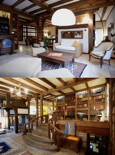 amazing private library