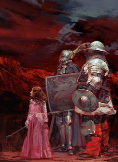 Twitter / pablocafe: 中世ヨーロッパ展示会いってきたので、甲冑スケッチ。ティンタジ ...