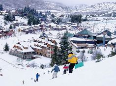 ski Bariloche Argentina