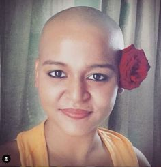 Bald Hairstyles For Women, Person Of Color, Bald Girl, Hair System, Bald Women, Shaved Head, Indian Girls, Hair Loss, Hair Inspiration