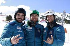 Lucas Eguibar capitanea un ambicioso proyecto del equipo de Snowboard Cross SBX de la RFEDI | Lugares de Nieve
