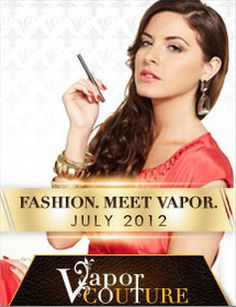 Electronic Cigarettes Vapor Couture brand runs off of V2 Cigs technology #Coupon SOFLA15 #eCigs