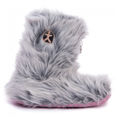 Buy Cole Ladies Luxury Faux Fur White Wolf Memory Foam Slipper Boots at Bedroom Athletics - Quality designer slippers for women in a range of colours & sizes Christmas Wishlist 2016, White Wolf, Slipper Boots, Womens Slippers, Memory Foam, Faux Fur, Colours, Luxury, Closet